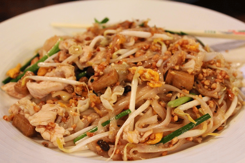 Pad Thai - Restaurant Chinatown Lyon